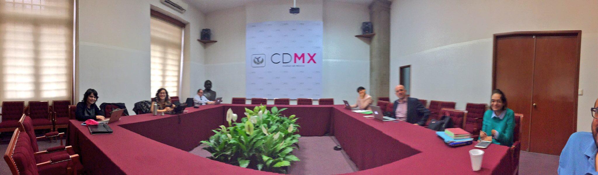 Contrataciones Abiertas de la CDMX: Idear y prototipar