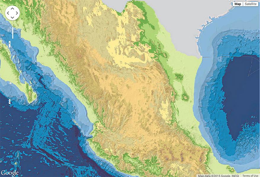 INEGI Fácil: Mapas